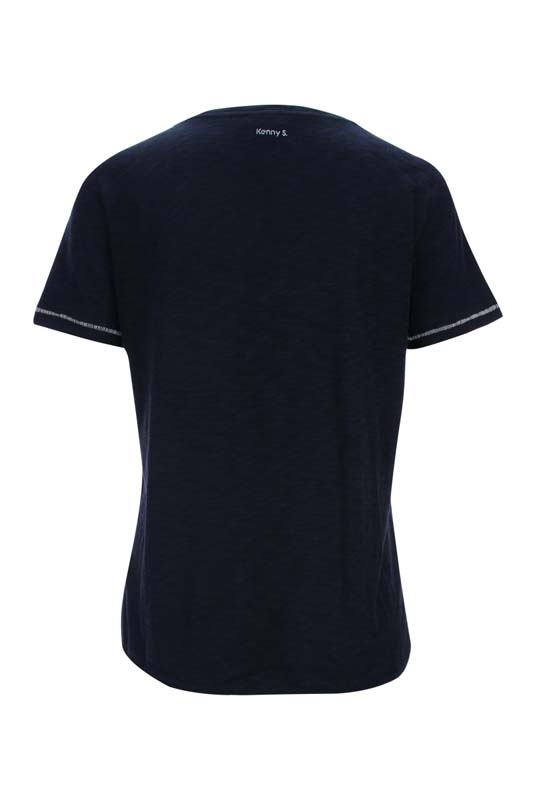 Modré tričko Kenny S. Day dream 2