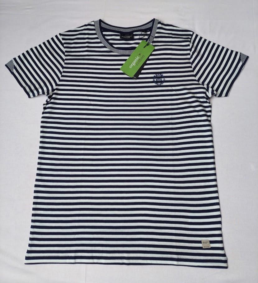 Pánské tričko krátký rukáv proužek Broadway.jpg 2